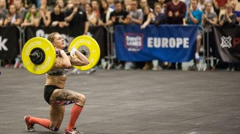 Sam Briggs, Europe Regional, Event 6
